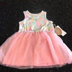 Other - Egg by Susan Lazar pink sleeveless dress